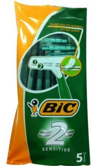 BIC TWIN EASY SENSITIVE 5τεμ.
