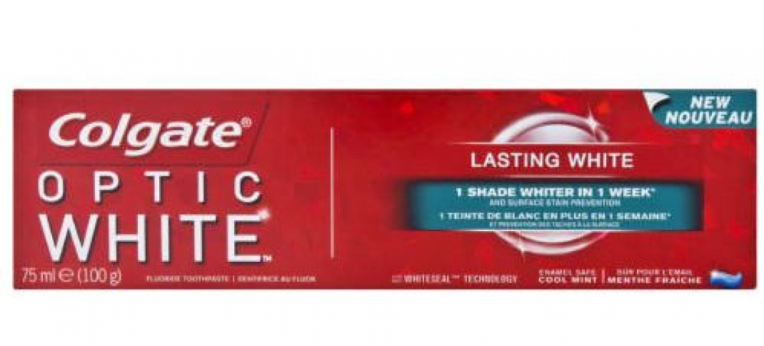 COLGATE OPTIC LASTING WHITE 75ml