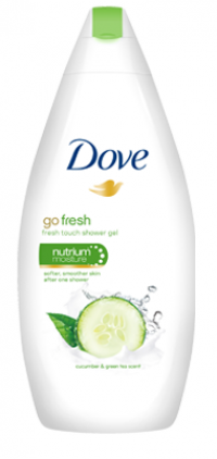 DOVE GO FRESH TOUCH 500ml