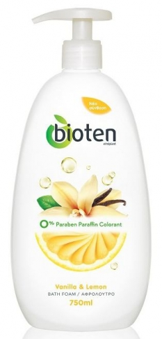BIOTEB VANILLA & LEMON 750ml 1+1ΔΩΡΟ