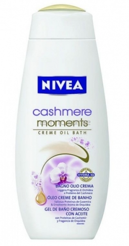 NIVEA CASHMERE MOMENTS 750ml