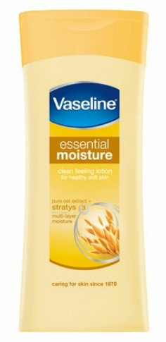 VASELINE ESSENTIAL LOTION 200ml