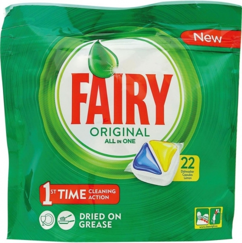 FAIRY ALL IN ONE TABS 20τεμ.