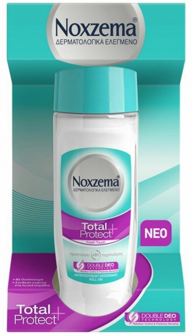 NOXZEMA TOTAL PROTECT 50ml 1+1 ΔΩΡΟ