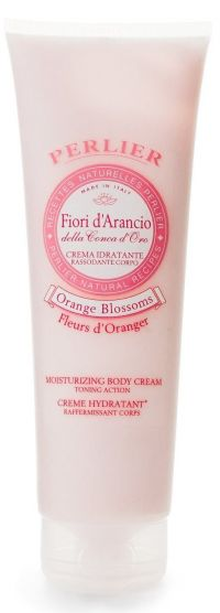 PERLIER ORANGE BLOSSOM CREAM 250ml