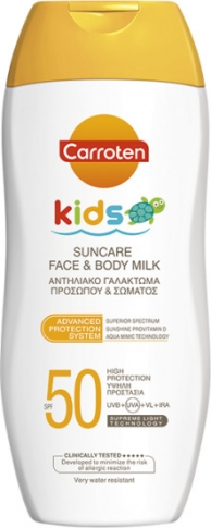 CARROTEN KIDS SPF50 200ml