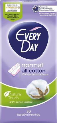 EVERYDAY COTTON NORMAL 30τεμ.
