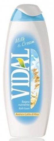 VIDAL MILK & CREAM 750ml