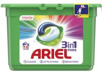 ARIEL 3in 1 COLOR 18τεμ.