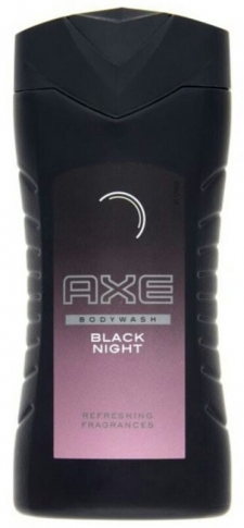 AXE BLACK NIGHT 250ml