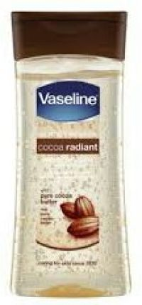VASELINE INTENSIVE CARE BODY GEL OIL 200ml