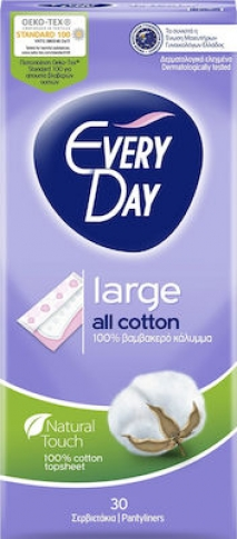 EVERYDAY COTTON LARGE 30τεμ.