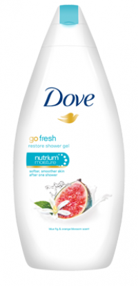 DOVE GO FRESH RESTORE 750ml