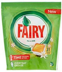 FAIRY ALL IN ONE TABS 31τεμ.