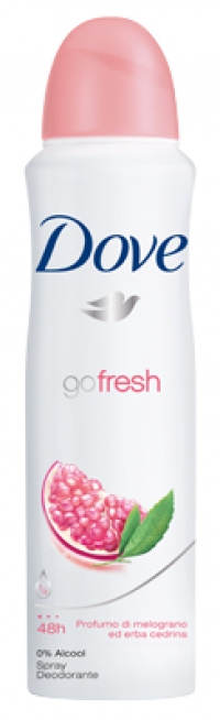 DOVE GO FRESH REVIVE 150ml
