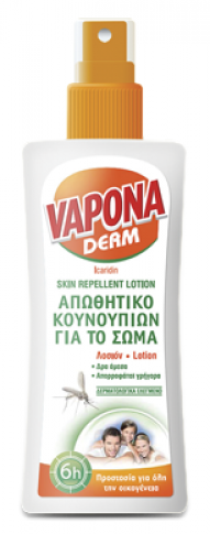 VAPONA DERM LOTION 100ml