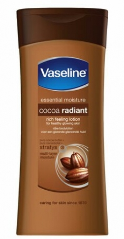 VASELINE COCOA RADIANT LOTION 200ml