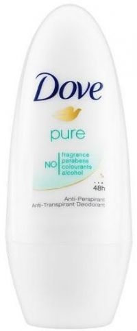 DOVE PURE 50ml