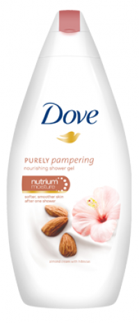 DOVE ALMOND CREAM 500ml