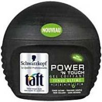 TAFT POWER 'N TOUCH 250ml