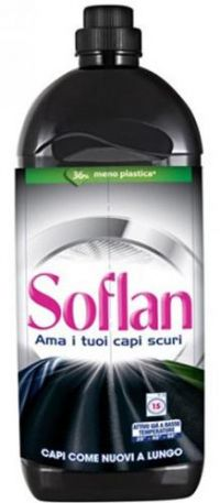 SOFLAN BLACK 900ml