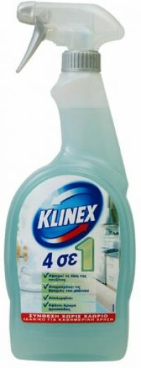 KLINEX SPRAY 4 in 1 750ml