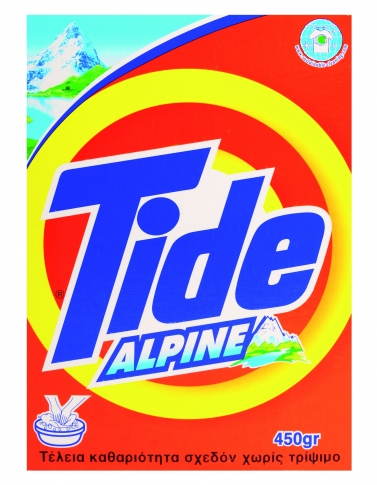 TIDE ALPINE 450gr.
