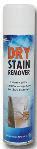 DRY STAIN REMOVER 400ml