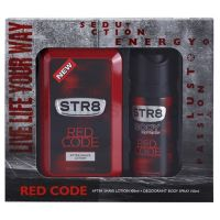 STR8 RED CODE AFL 100ml+DEO 150ml