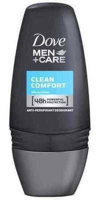 DOVE MEN CLEAN COMFORT 50ml