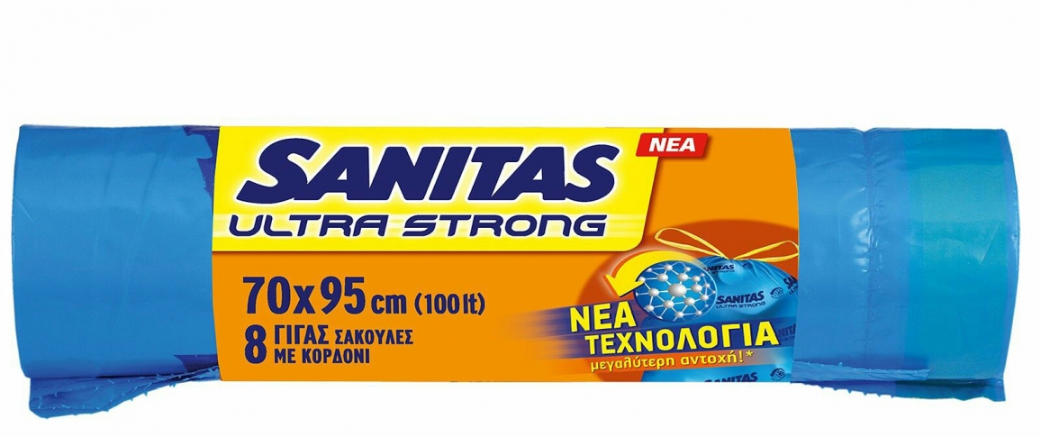 SANITAS ULTRA STRONG ΓΙΓΑΣ 70Χ95