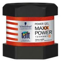 TAFT GEL MAXX POWER