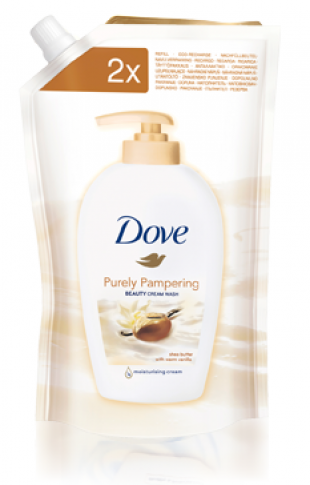 DOVE SHEA BUTTER ΑΝΤΑΛ/ΚΟ 500ml