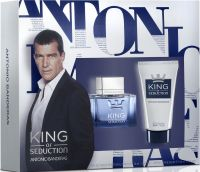 AB KING OF SEDUCTION EDT 50ml+ASB 50ml